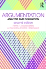 Argumentation : Analysis and Evaluation - eBook