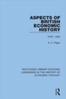 Aspects of British Economic History : 1918-1925 - eBook