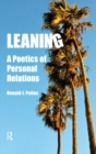 Leaning : A Poetics of Personal Relations - eBook