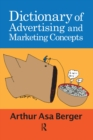 Dictionary of Advertising and Marketing Concepts - eBook