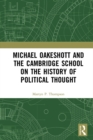 Michael Oakeshott and the Cambridge School on the History of Political Thought - eBook