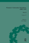Women's University Narratives, 1890-1945, Part II : Volume IV - eBook
