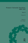 Women's University Narratives, 1890-1945, Part II Vol 3 : Volume III - eBook