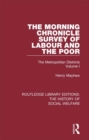 The Morning Chronicle Survey of Labour and the Poor : The Metropolitan Districts Volume 1 - eBook