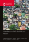 Handbook of Global Urban Health - eBook