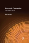 Economic Forecasting: The State of the Art : The State of the Art - eBook