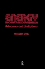 Energy in China's Modernization - eBook