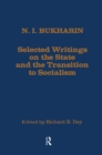 Selected Writings on the State and the Transition to Socialism - eBook
