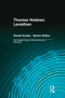 Thomas Hobbes: Leviathan (Longman Library of Primary Sources in Philosophy) - eBook