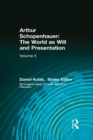 Arthur Schopenhauer: The World as Will and Presentation : Volume II - eBook