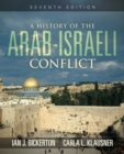 A History of the Arab-Israeli Conflict - eBook