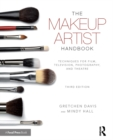 The Makeup Artist Handbook : Techniques for Film, Television, Photography, and Theatre - eBook