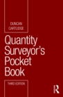 Quantity Surveyor's Pocket Book - eBook