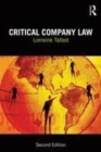 Critical Company Law - eBook