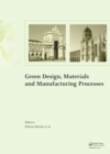 Green Design, Materials and Manufacturing Processes - eBook