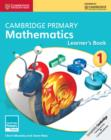 Cambridge Primary Mathematics Stage 1 - eBook