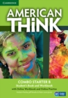 American Think Starter Combo B with Online Workbook and Online Practice - Book
