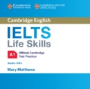 IELTS Life Skills Official Cambridge Test Practice  A1 Audio CDs (2) - Book
