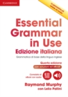 Essential Grammar in Use Book with Answers and Interactive eBook Italian Edition - Book