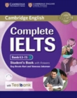 Complete : Complete IELTS Bands 6.5-7.5 Student's Book with answers with CD-ROM with Testbank - Book