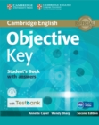 Objective Key Student's Book with Answers with CD-ROM with Testbank - Book