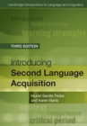 Introducing Second Language Acquisition - Book
