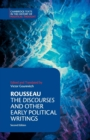 Rousseau: The Discourses and Other Early Political Writings - Book