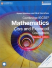 Cambridge IGCSE Mathematics Core and Extended Coursebook with CD-ROM - Book