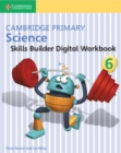 Cambridge Primary Science Skills Builder 6 - Book