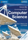 Cambridge IGCSE (R) and O Level Computer Science Teacher's Resource CD-ROM - Book