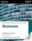 Cambridge International AS and A Level Business Revision Guide - Book