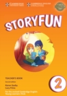 Storyfun for Starters Level 2 Teacher's Book with Audio - Book