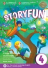 Storyfun for Movers Level 4 Student's Book with Online Activities and Home Fun Booklet 4 - Book