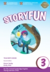Storyfun 3 Teacher's Book with Audio - Book