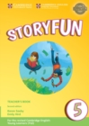 Storyfun Level 5 Teacher's Book with Audio - Book