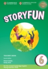 Storyfun Level 6 Teacher's Book with Audio - Book