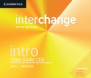 Interchange Intro Class Audio CDs - Book
