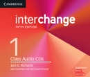 Interchange Level 1 Class Audio CDs - Book
