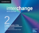 Interchange Level 2 Class Audio CDs - Book