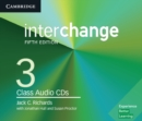 Interchange Level 3 Class Audio CDs - Book
