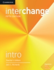 Interchange : Interchange Intro Teacher's Edition with Complete Assessment Program - Book