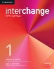Interchange : Interchange Level 1 Teacher's Edition with Complete Assessment Program - Book