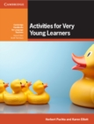 Activities for Very Young Learners Book with Online Resources - Book