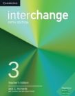 Interchange Level 3 Teacher's Edition with Complete Assessment Program - Book