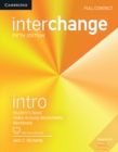 Interchange Intro Full Contact with Online Self-Study - Book