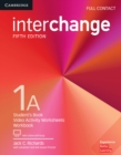 Interchange Level 1A Full Contact with Online Self-Study - Book