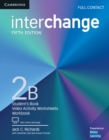 Interchange Level 2B Full Contact with Online Self-Study - Book