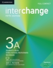 Interchange Level 3A Full Contact with Online Self-Study - Book