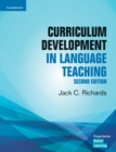 Curriculum Development in Language Teaching - Book
