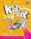 Kid's Box Starter Class Book with CD-ROM British English - Book